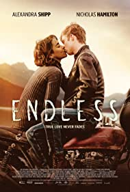 Alexandra Shipp and Nicholas Hamilton in Endless (2020)