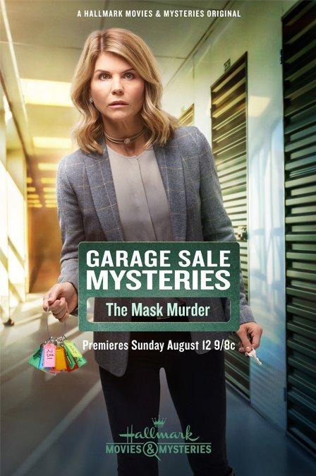 Garage Sale Mystery: The Mask Murder Movie Poster