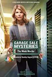 garage sale mystery deadly room cast