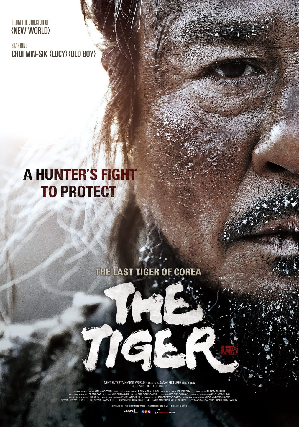 The Tiger: An Old Hunter's Tale (2015) Hindi Dubbed