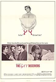 The Gay Deceivers(1969) Poster - Movie Forum, Cast, Reviews