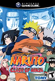 Naruto: Clash of Ninja Poster