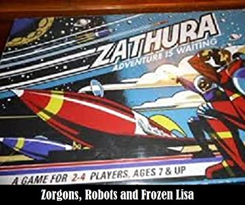 Best comedy movie downloads Zathura: Zorgons, Robots and Frozen Lisa by none [mts]