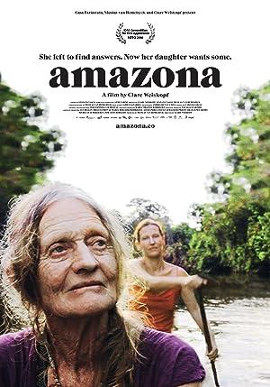 Where to stream Amazona