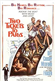 Two Tickets to Paris Poster