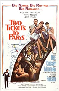 Movie downloads latest adults Two Tickets to Paris [320p]