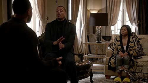 Empire: Andre Tells The Family About His Lymphoma