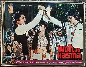 Woh Jo Hasina movie, song and  lyrics