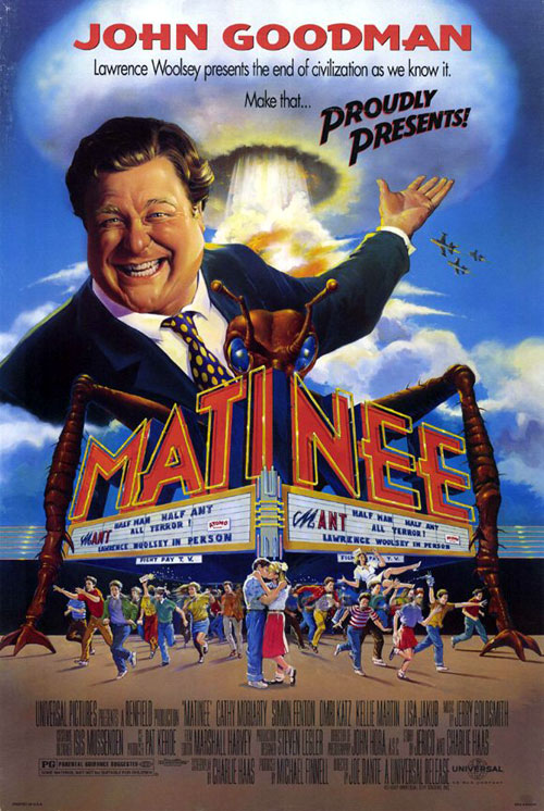 John Goodman in Matinee (1993)