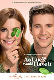 JoAnna Garcia Swisher and Allen Leech in As Luck Would Have It (2021)