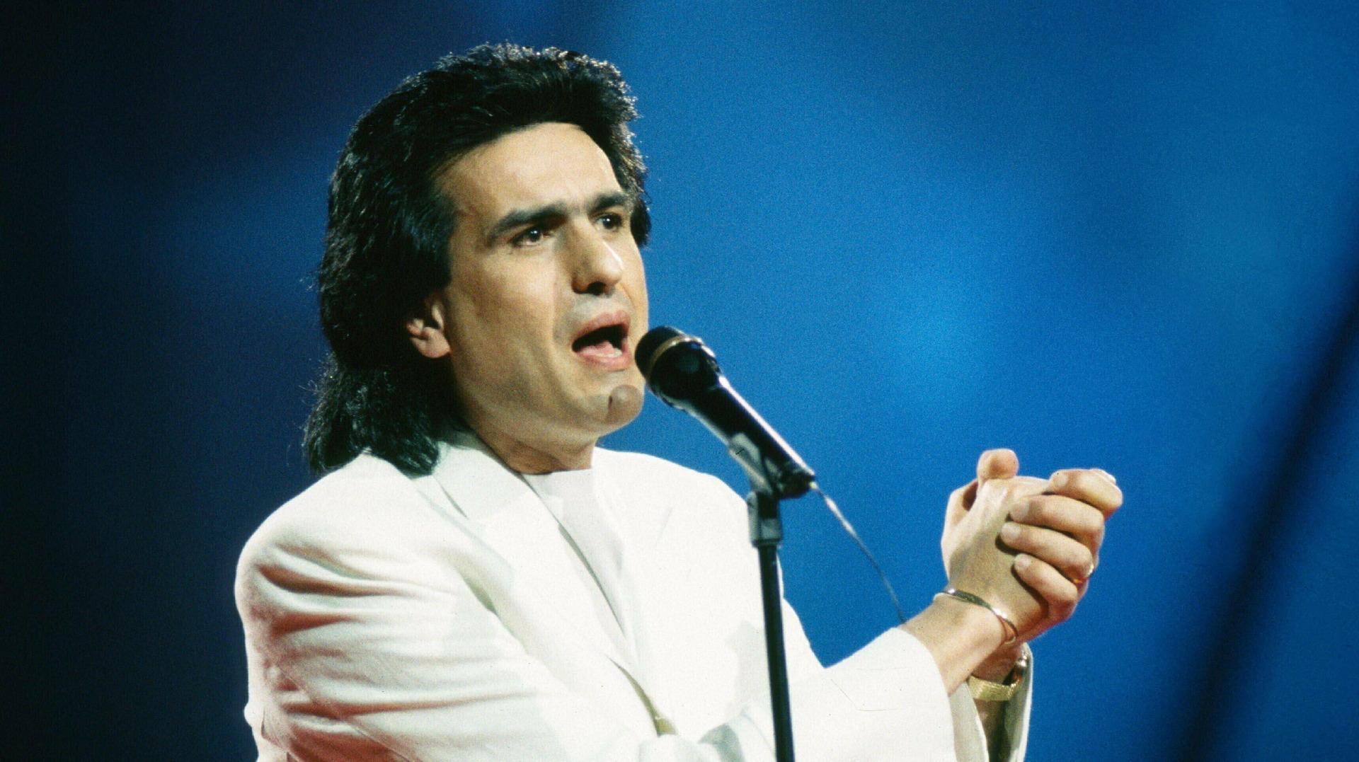 Toto Cutugno in Eurovision Song Contest '90: Zagreb/YU (1990)