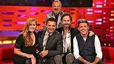 Amy Adams/Jeremy Renner/Chris O'Dowd/Niall Horan