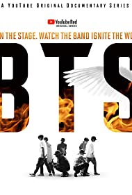 V, RM, BTS, Suga, Jimin, Jin, J-Hope, and Jungkook in BTS: Burn the Stage (2018)