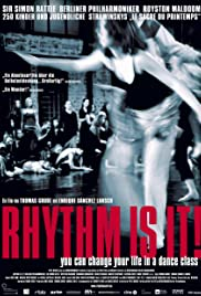 Rhythm Is It! Poster