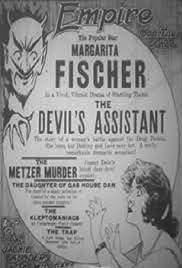 The Devil's Assistant Poster