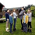 Lea Thompson and Steven Brand in The Cabin (2011)