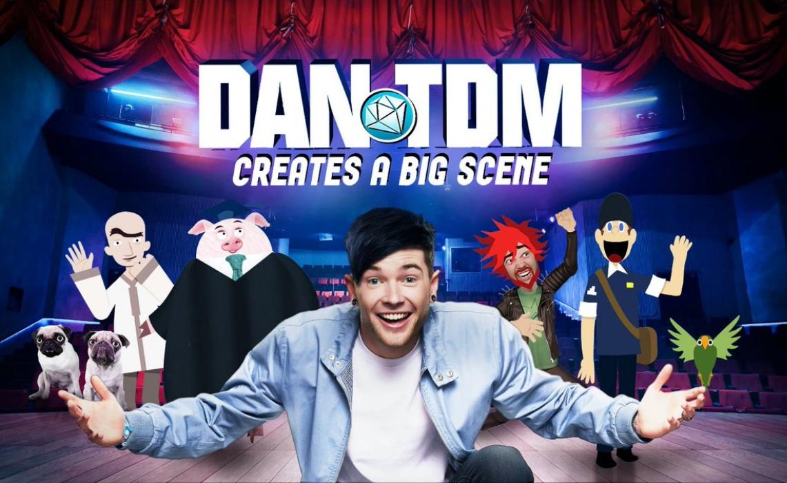 DanTDM Creates a Big Scene (TV Series 2017– ) - IMDb