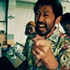 Kazuaki Nagaya, Harumi Shuhama, Takayuki Hamatsu, and Yuzuki Akiyama in Kamera o tomeru na! (2017)