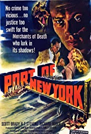 Port of New York Poster