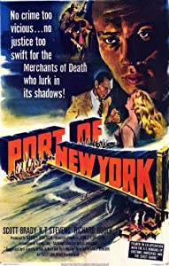 Downloadable movie for psp for free Port of New York [480x320]
