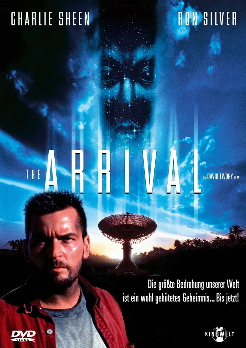 the arrival full movie charlie sheen