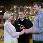 Chelsea Kane, Roger Lundblade, and Derek Theler in Baby Daddy (2012)