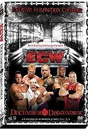 ECW December to Dismember(2006) Poster - TV Show Forum, Cast, Reviews