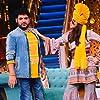 Taapsee Pannu and Kapil Sharma in The Kapil Sharma Show: Taapsee Pannu & Bhumi Pedneka