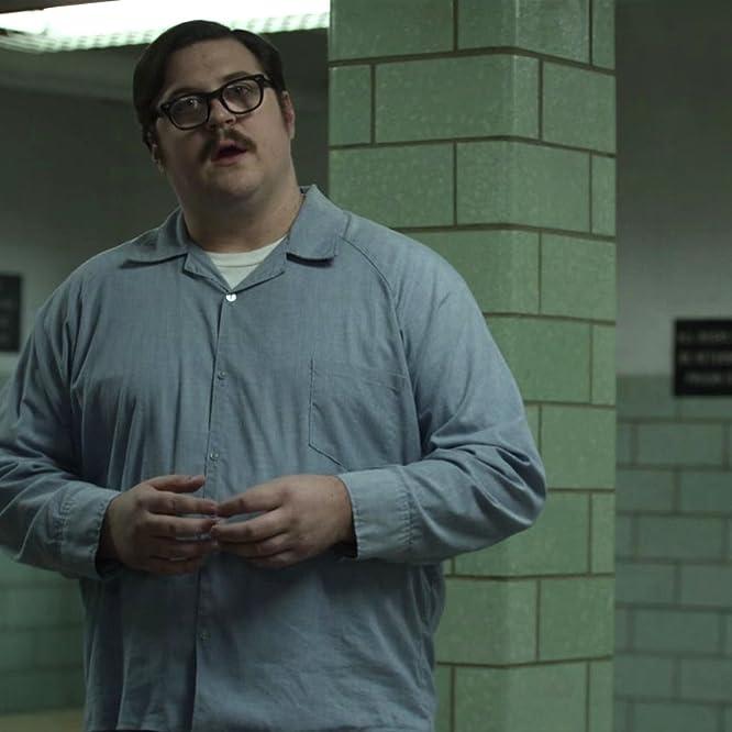 Cameron Britton in Mindhunter (2017)