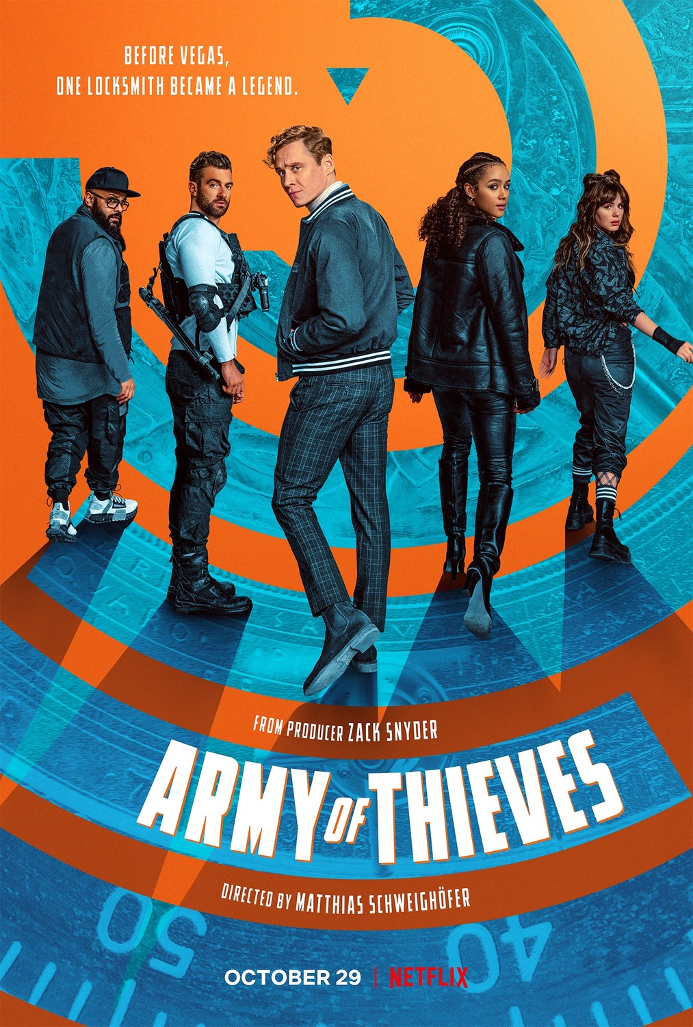 Army of Thieves (2021)
