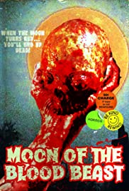 Moon of the Blood Beast Poster