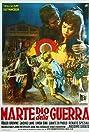 Mars, God of War (1962) Poster