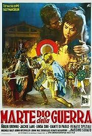 Mars, God of War Poster