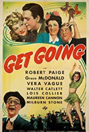 Get Going Poster
