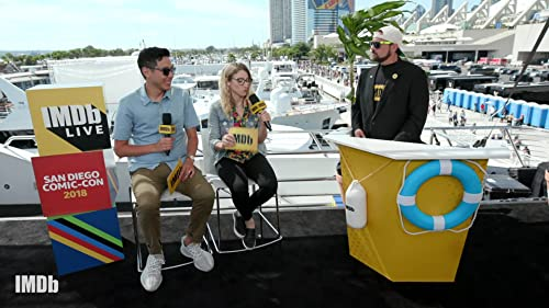 Comic-Con's Rising Stars: Danai Gurira, Suki Waterhouse, and Michael Mando