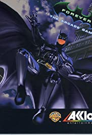 Batman Forever: The Arcade Game Poster