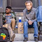 William H. Macy and Christian Isaiah in The Fickle Lady Is Calling It Quits (2021)