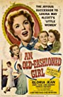 An Old-Fashioned Girl (1949) Poster