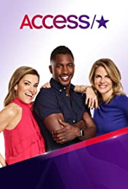 Access Hollywood Poster