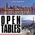 Joel Murray, David Pasquesi, Jack C. Newell, and Julia Copeland in Open Tables (2015)
