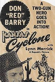 Kansas Cyclone Poster