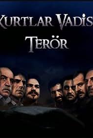 Necati Sasmaz, Gürkan Uygun, Osman Albayrak, Sönmez Atasoy, Erhan Ufak, Kenan Çoban, and Taner Turan in Kurtlar Vadisi: Terör (2007)