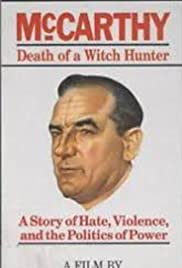 McCarthy: Death of a Witch Hunter Poster