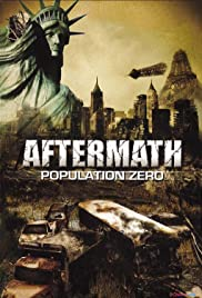 Aftermath: Population Zero Poster