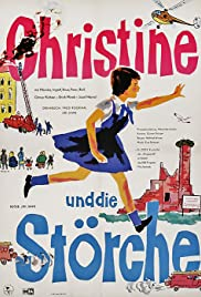 Christine and the Storks Poster