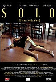 Solo: 20 Ways to die alone Poster