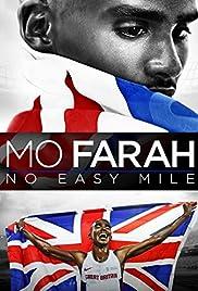 Mo Farah: No Easy Mile Poster