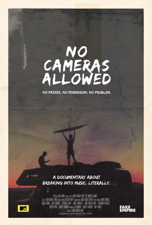 No Cameras Allowed (2014) - IMDb