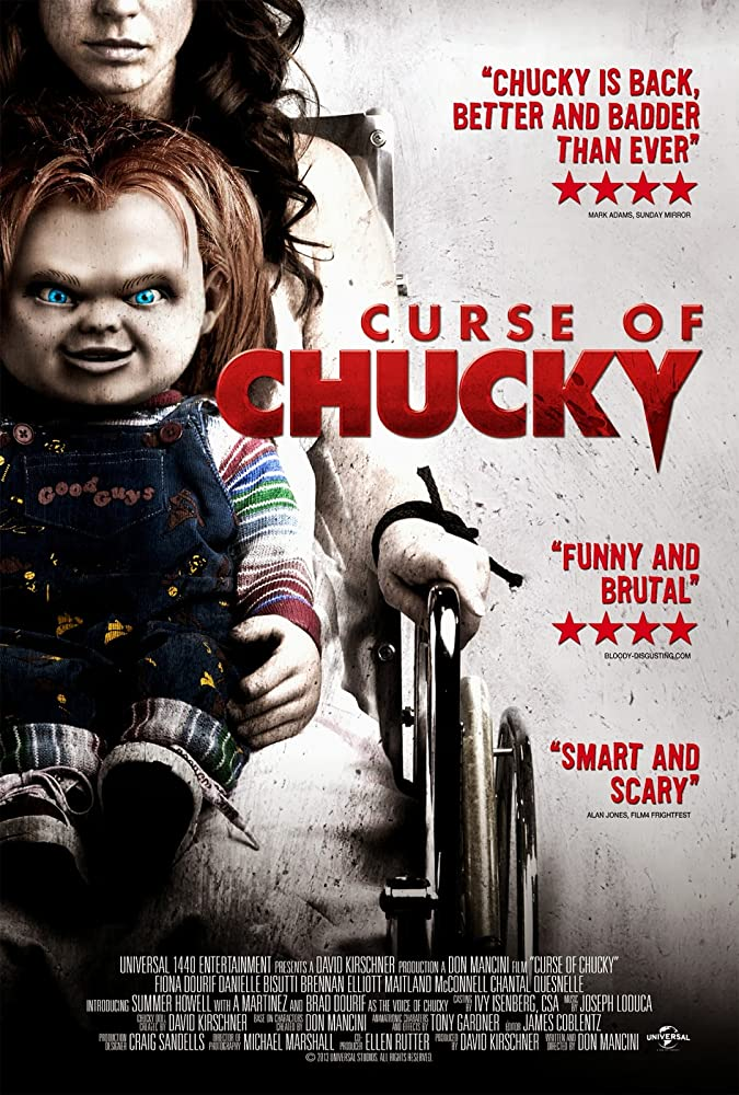 Curse of Chucky 2013 Hindi Dual Audio 720p BluRay ESub 700MB