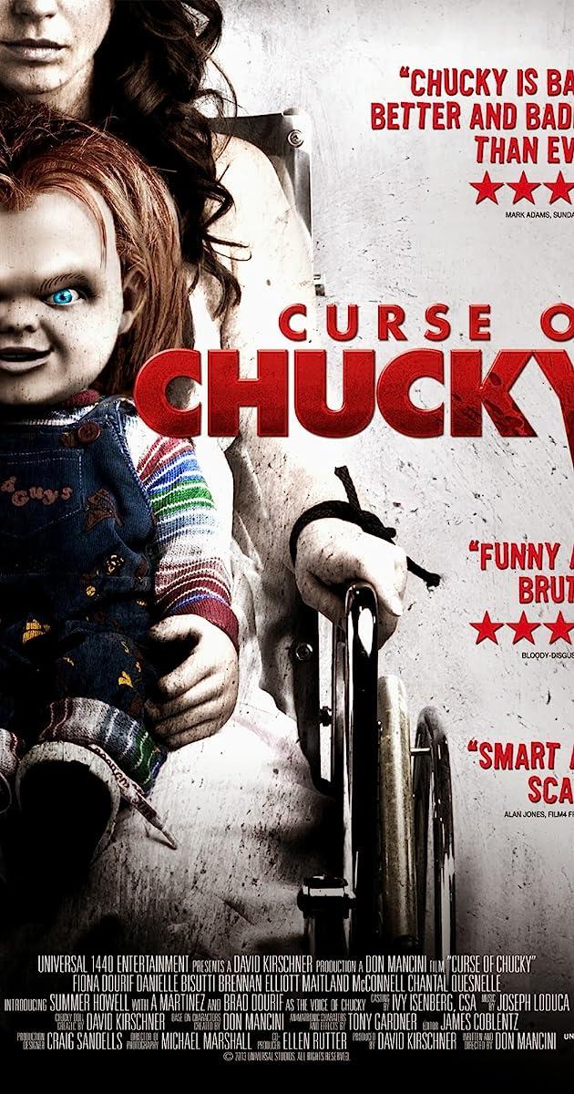 Subtitle of Curse of Chucky